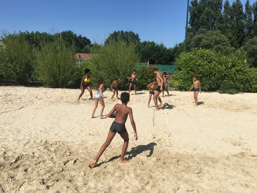 La ville de Saint-Lys a souhaité créer un poste d'animateur sportif communal à temps plein afin de promouvoir et développer les activités