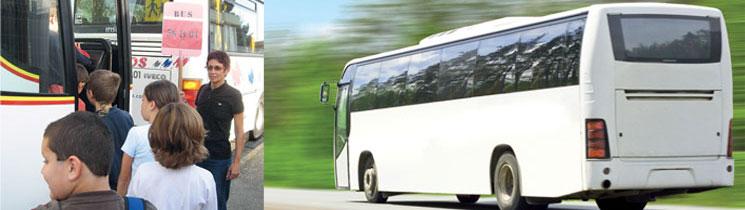 Le transport scolaire concernant les collégiens et les lycéens sont gérés et financés par le Conseil Départemental.